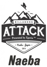 BILLABONG ATTACK presented by Xperia