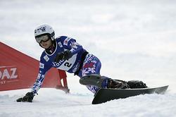 スノーボード・竹内、今季自己最高6位