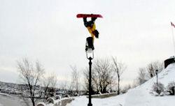 XGames ムービーバトル「Real Snow」開催! 第1戦1枠 - Nic Sauve VS Seth Huot