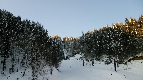広河原スキー場