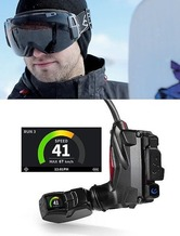 Android搭載ヘッドアップディスプレイ『SNOW2』