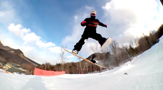 Micro Check Loon Mtn February 2016