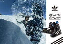 アディダスが初のスノーボード・コレクション発売