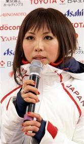 スノーボードクロス女子代表、藤森由香(写真:産経新聞)