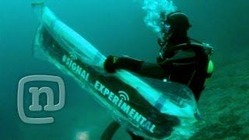 Underwater Snowboard Production: Every Third Thursday