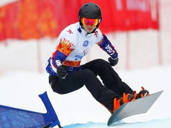 amy purdyのソチパラリンピックでの写真