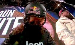 ショーン・ホワイトが1位通過!/Winter X Games 15 Superpipe Elim