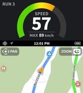 Android搭載ヘッドアップディスプレイ『SNOW2』2