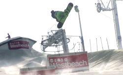 Westbeach Snowflex Series Halifax 2010 第3戦