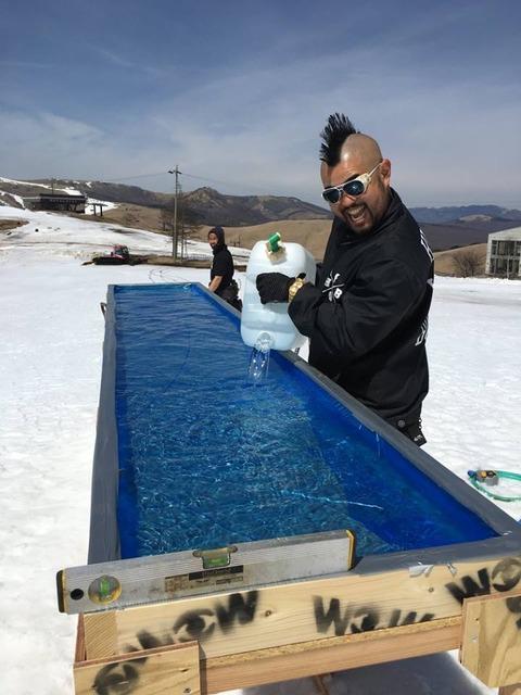 Water Box用意 Butch