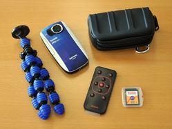 コダック、防水フルHDビデオカメラのBurtonモデル