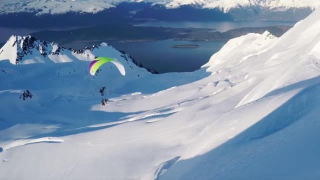 Alaskan Airdrop
