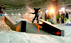 Nike 6.0 Stairset Battle Tour 第2戦
