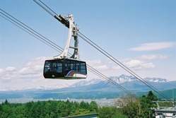 富良野スキー場に全長3.5kmの本格的なマウンテンバイクDHコースが登場
