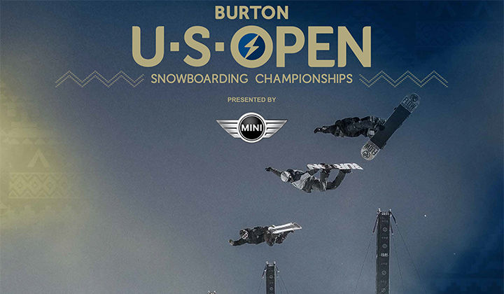 BURTON US OPEN SNOWBOARDING CHAMPIONSHIPS presented by MINI 2015