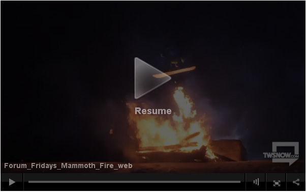 Forum Team Fire Shoot At Mammoth