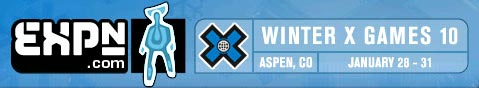 X-games10 logo