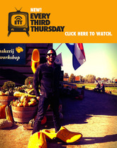 Every Third Thursday - Old Amsterdam