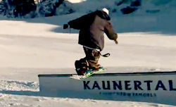The Parkflicks vol.1〜3 /Snowpark Kaunertal