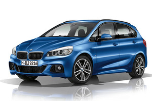 BMW 2シリーズアクティブツアラー Mスポーツパッケージ