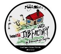 Head JIB FACTORY 2012 by Kazushige Fujita.