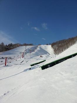 札幌市近郊のスキー場