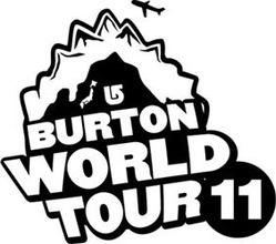 BURTON WORLD TOUR 前売りチケット発売!