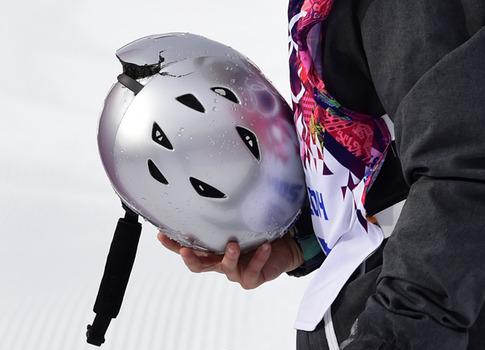 スノーボードにおける脳震盪2