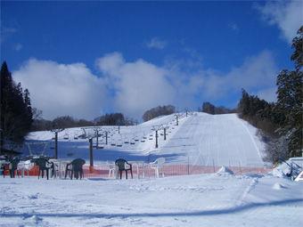 白馬みねかたスキー場