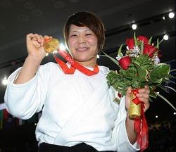 五輪の金メダルに続き人生の伴侶もゲットした谷本