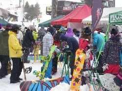 2011 SBJ on snow FESTIVAL