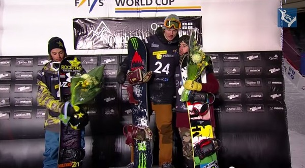 men bigair podium