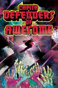 DEFENDERS OF AWESOME