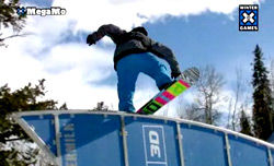 Sebastien Toutant & Enni Rukajarviが優勝! /Winter X Games 15 Slopestyle