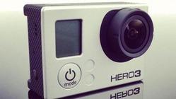 アクションカメラ、楽しいですよね。