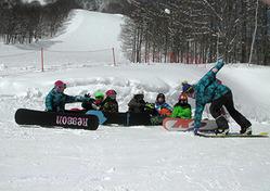 黒姫スノーボーディングスクール
