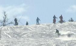北海道で最初、中山峠スキー場がオープン