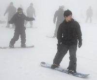 5季ぶりに4万人を突破した五ケ瀬ハイランドスキー場。