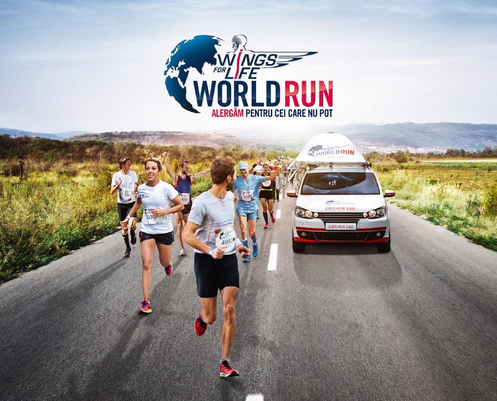 Wings for Life World Run(ウィングス フォー ライフ ワールドラン)