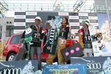 Men's SHP Final 表彰台
