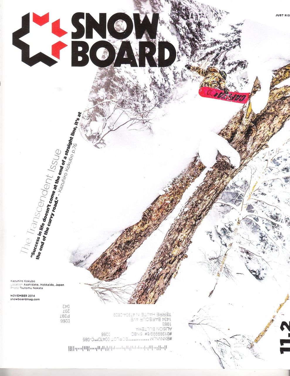 snowboard mag