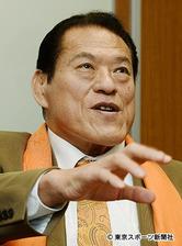 猪木氏は「外交でも何でも、動き続けることが大事」と力説