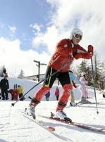 「待ってました」札幌国際スキー場オープン