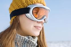 ウインタースポーツでの雪焼けに要注意!冬も紫外線予防忘れないで!