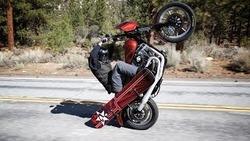 Harley Snowboarding Adventure