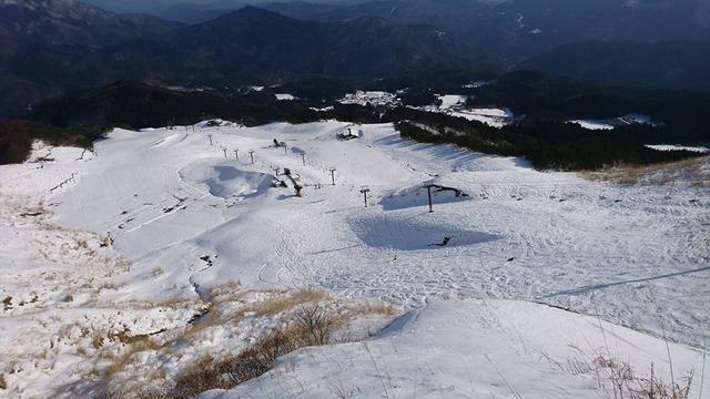 ハイパーボール東鉢スキー場
