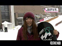 廣野あさみ 注目の女子スノーボーダー