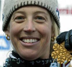 五輪=長野大会のスノーボード女王、フランスの山で事故死