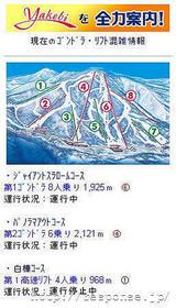全力案内!と志賀高原焼額山スキー場とのタイアップサイト、「Yakebiを全力案内!」(レスポンス)