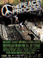IHeartSnow Productionsの新作「The Peace Process」のダウンロード販売開始!